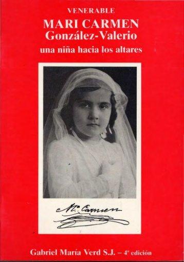 Untitled - La venerable sierva de Dios María del Carmen González ...