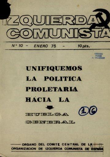 Izquierda comunista