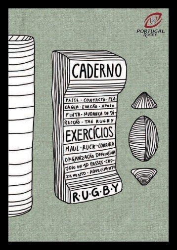 Caderno Exercicios_2012.pdf - Federação Portuguesa de Rugby