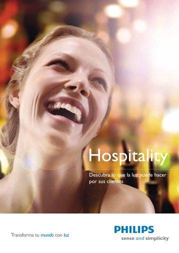 Productos para hoteles y restaurantes - Philips