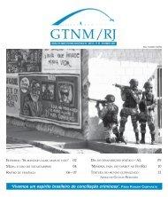 nº62 mes:9 ano:2007 - Grupo Tortura Nunca Mais