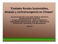 Ciudades Rurales - Colectivo de Análisis e Información Kolectiva