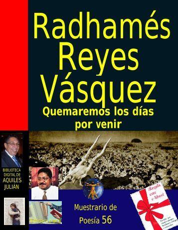 2 Quemaremos los días por venir Radhamés Reyes-Vásquez ...