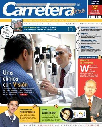 Una clínica con Visión - CarreteraNews