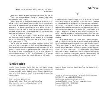 Acceder a la revista en formato PDF - El Camarote Ediciones