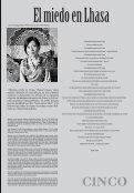 Semanario de arte, cultura y sociedad - Semanario Nuestro Tiempo - Page 5