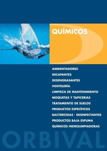 Químicos - Infoindustriaperu.com
