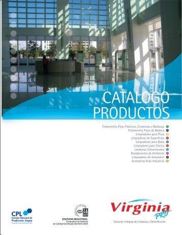 Catálogo Completo