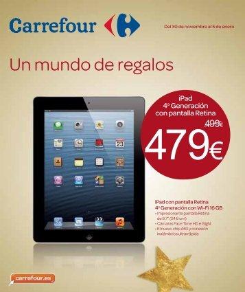 Un mundo de regalos - Carrefour