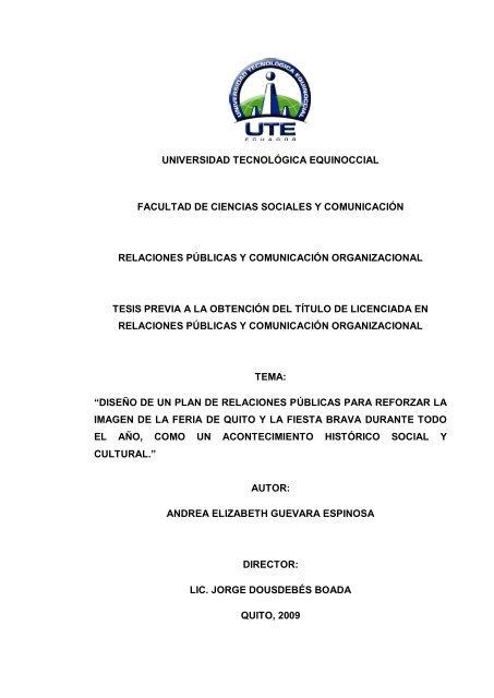 N Universidad Tecnológica Equinoccial