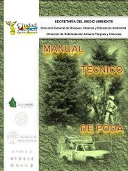 Manual Técnico de Poda - Secretaría del Medio Ambiente ...
