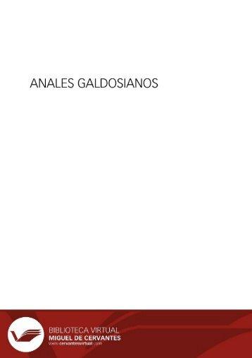 de Galdós - Amazon Web Services