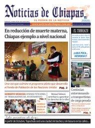 En reducción de muerte materna, Chiapas ejemplo a nivel nacional