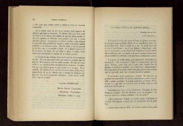 Henrique González Casanova: La obra poética de Alfonso ... - cdigital