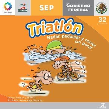 Triatlón - Conade