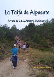 LaTaifadeAlpuente - Asociación Cultural Amigos de Alpuente