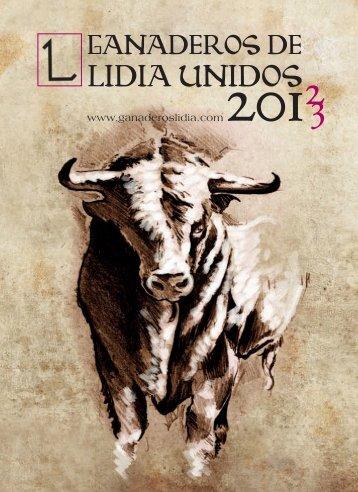 nueva relación oficial de ganaderos 2012-2013 - Ganaderos de ...