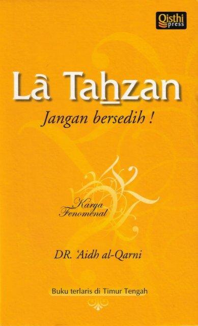 la-tahzan