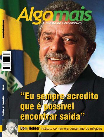 Edição 35 - Revista Algomais