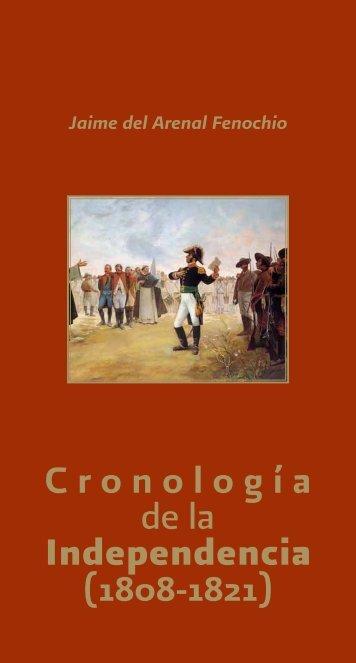 Cronología de la Independencia (1808-1821) - Bicentenario