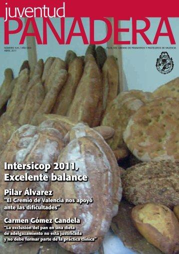 Intersicop 2011, Excelente balance - El Gremio de panaderos y ...