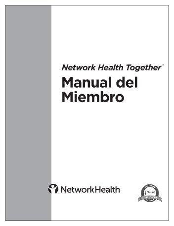 Manual del Miembro Network Health Together