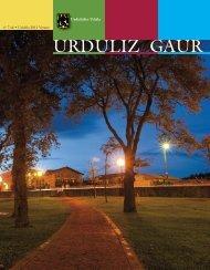URDULIZ GAUR - Urdulizko Udala
