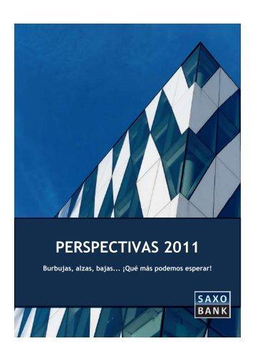 PERSPECTIVAS 2011 - Finanzas para Mi