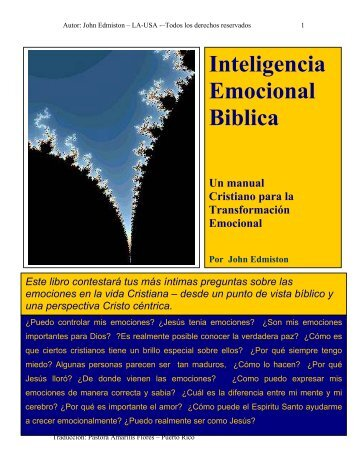 Inteligencia Emocional Biblica - Biblical EQ