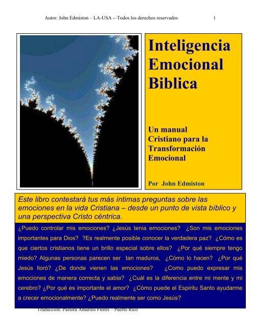 Inteligencia Emocional Biblica Biblical Eq