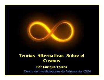 Teorias Alternativos cosmologia.pdf - Educabolivia