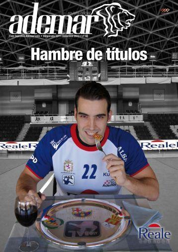 descarga pdf - Ademar León