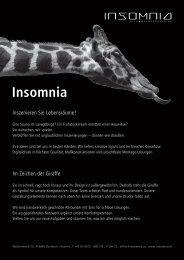 Insomnia Bild