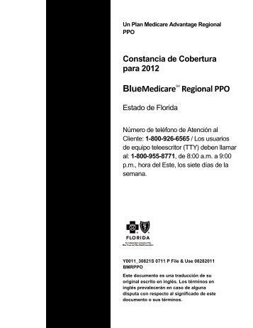 Evidencia de Cobertura - Plans - BCBSF