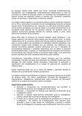Procesos sociales y urbanos. La ciudad en la teoría - carrera de ... - Page 3