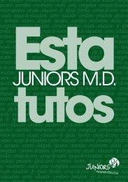 Estatutos Juniors MD - Juniors Moviment Diocesà