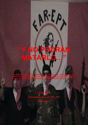 """""""Y NO PODRÁN MATARLO…"""" - Centro de Documentación de los ..."""