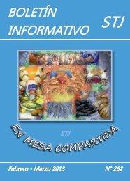 INFORMATIVO - Compañía de Santa Teresa de Jesús - Pcn.net