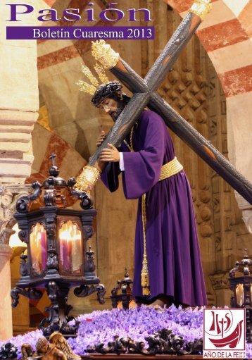pasión - Hermandad de la Pasión de Córdoba