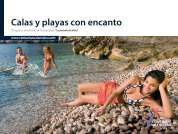 Calas y playas con encanto