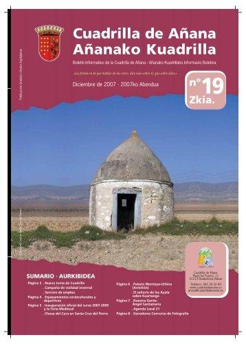 Boletín nº 19-diciembre 2007 (890.40 kB) - Cuadrilla de Añana