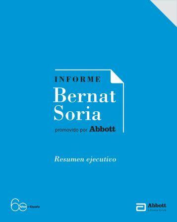 Resumen ejecutivo del Informe Bernat Soria - Abbott