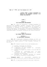 Lei n.º 073, de 23 de dezembro - Câmara Municipal de Vereadores ...