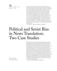 Political and Sexist Bias in News Translation: Two Case Studies