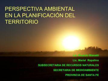 Ordenamiento territorial es… - Gobierno de la Provincia de Santa Fe