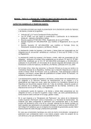 manual para el llenado del formato único de declaración jurada de ...