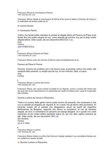 Registro missive n. 14 - Istituto Lombardo Accademia di Scienze e ...