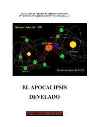 EL APOCALIPSIS DEVELADO - ACEGAP