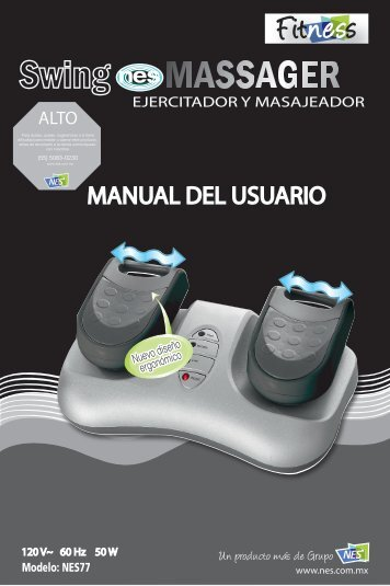 MANUAL DEL USUARIO - Nes.com.mx