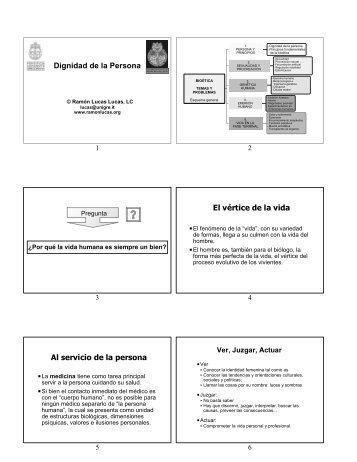 02 Dignidad Persona - Print.pdf - Ramón Lucas Lucas, LC